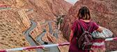 Garganta del Dadès, Marruecos