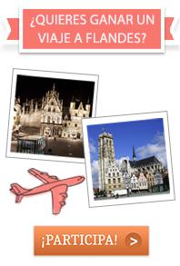 ¡Gana un viaje a Flandes!